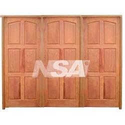 Puerta Placa Emb. Cedro 10cm 070x200 Ch18