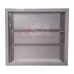 AIREADOR PVC C/VID REJA Y...
