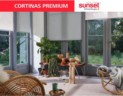 Cortinas Premium Sunset