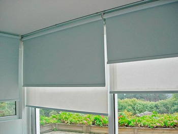 Cortinas Doble